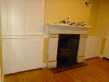 victorian style cabinets fitted