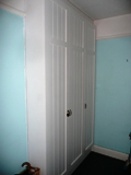 fitted builtin wardrobes